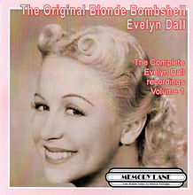 Original Blonde Bombshell CD