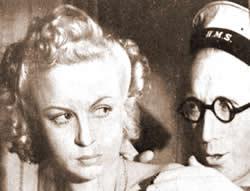 Nov 1945 Follow the Girls with Arthur As