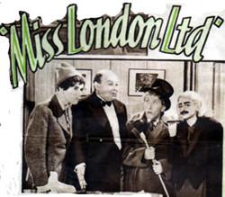 June 1943 Miss London promo