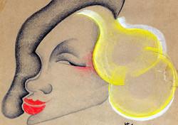 1934 Sketch by fan