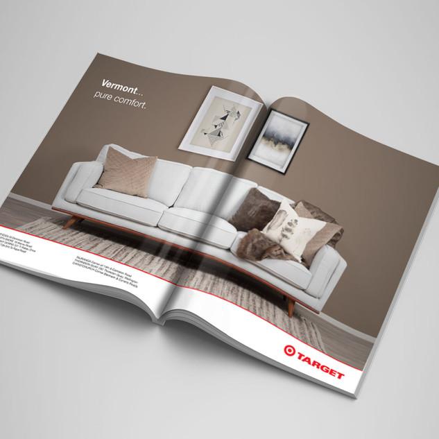 Target Furniture Advertisement