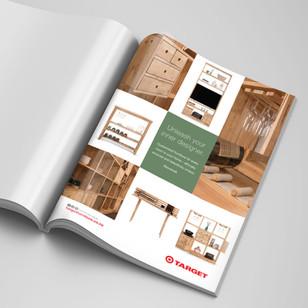 Advertisement - Target Furniture