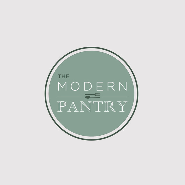 Modern Pantry Logo