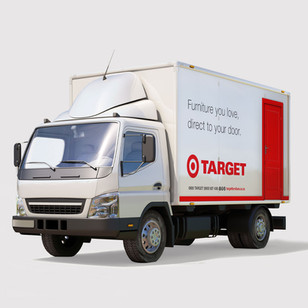 Target Furniture Vehicle Decals