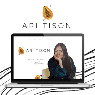 Full Branding & Website Desgin