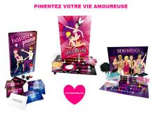 Jeux Amoureux AU SEX SHOP TOURS BY LOVING