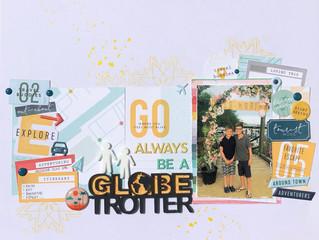 Globe Trotter | Giselle Homer
