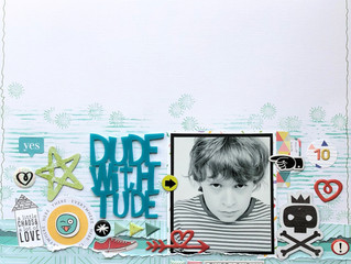 Dude With Tude!