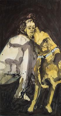 Jane Giblin, Full Stretch Kiss 180cm x 1
