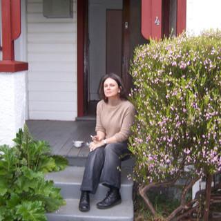 Nov 1st 2006 Jane prior to leaving for hobart.jpg