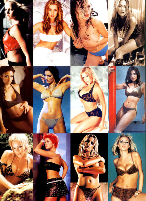 The Girls of FHM 2000 - Into Page 2