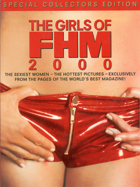 FHM Girls of 2000 - Cover