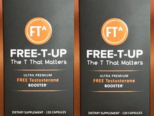 Free-T-Up (2 bottles)