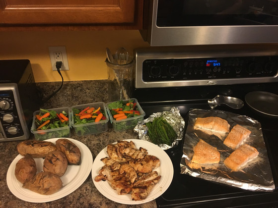The Importance of Meal Preparation