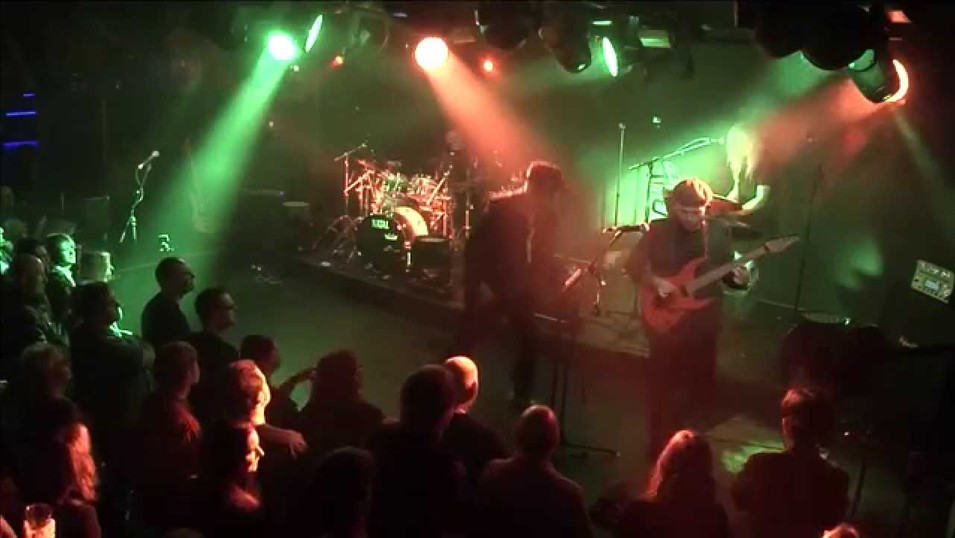 """LIFESIGNS - DIFFERENT (from the """"Lifesigns Live In London - Under The Bridge"""""""