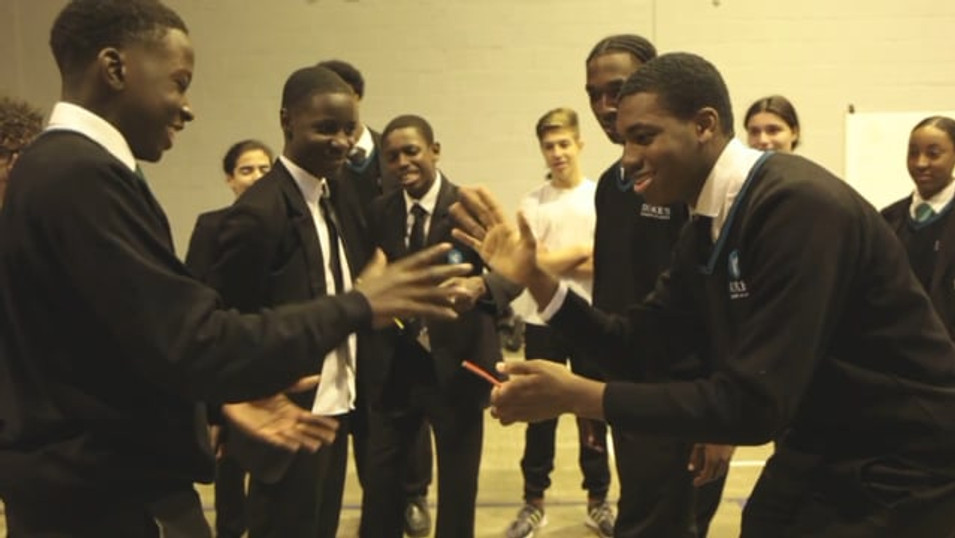 HRW/SportInspired - Young Leaders