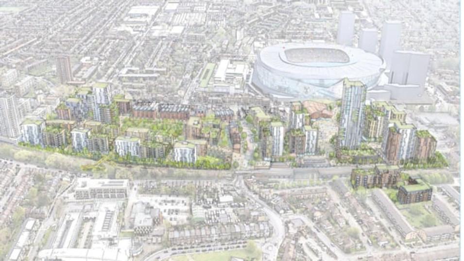 HRW N17 London Regeneration Project