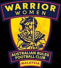 Malaysian_Warrior_Logo_Australian_Rules_Football_Club_In_Malaysia_AFL