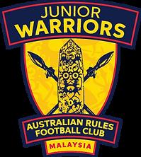 Junior_Warriors_Logo_Australian_Rules_Football_Club_In_Malaysia_AFL