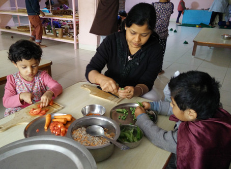 12 Simple Ways to Involve Your Little Ones in the Kitchen