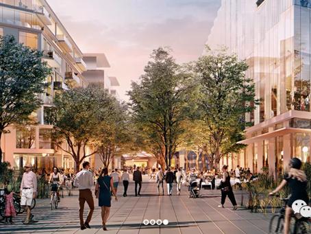 不当Amazon总部,Suffolk Downs将耗资80亿美元进行全方位开发项目!