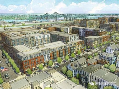 斥资14亿美金,Charlestown重建项目将带来全新生活圈|新公寓、零售空间、停车场等,完善生活设施!