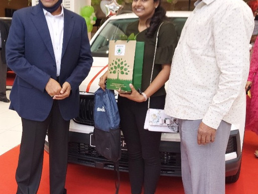 Skoda Kushaq Receives An Overwhelming Response with Over 3000 Bookings