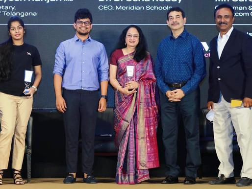 Metamorphosis School For Entrepreneurship Conducted Inspiring Program At Hyderabad