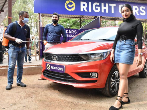 Right Cars  Launches Car Mela From 17th To 18th April, 2021 At Right Cars – Erragada In Hyderabad
