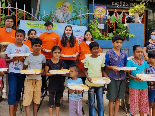 Nutreco India organizes 'Feeding the Future' campaign to commemorate the World Food Day