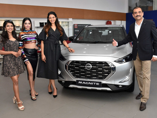 Nissan India launches Nissan Magnite