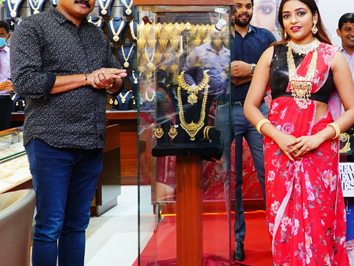 MALABAR GOLD & DIAMONDS LAUNCHED GEMSTONE JEWELLERY FESTIVAL