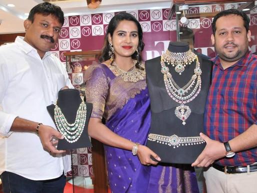 Malabar Gold & Diamond Artistry Jewellery Show at Somajiguda Showroom