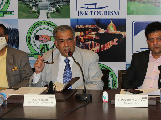 Road show to promote J&K tourism in Hyderabad