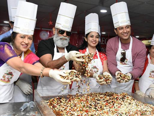 Christmas Cake Mixing Ceremony At Regency Hotel management