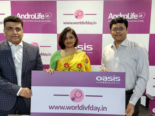 Oasis Fertility launches dedicated online portal to celebrate World IVF Day