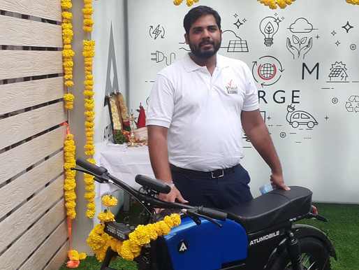 Atum Charge launches its first charging station in Hyderabad