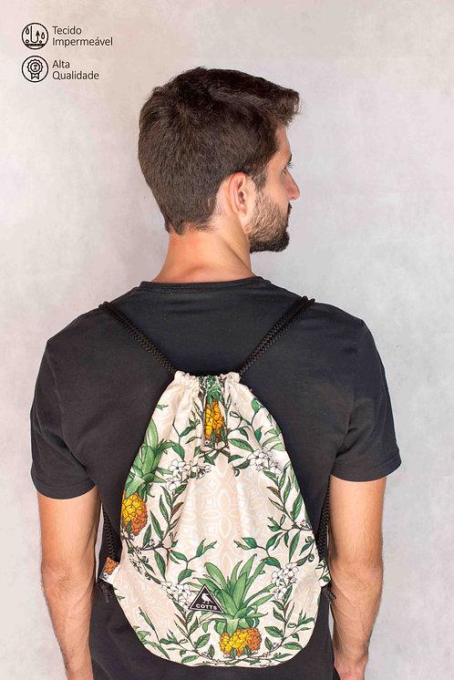 Bag Abacaxi Claro
