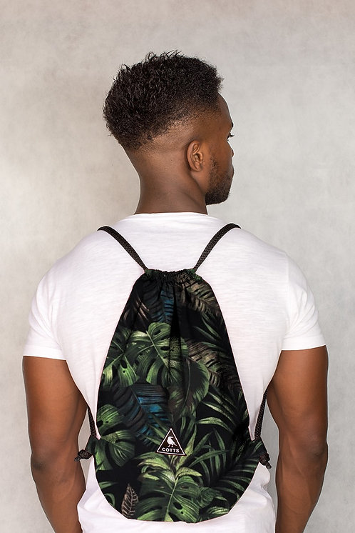 Bag Black Jungle