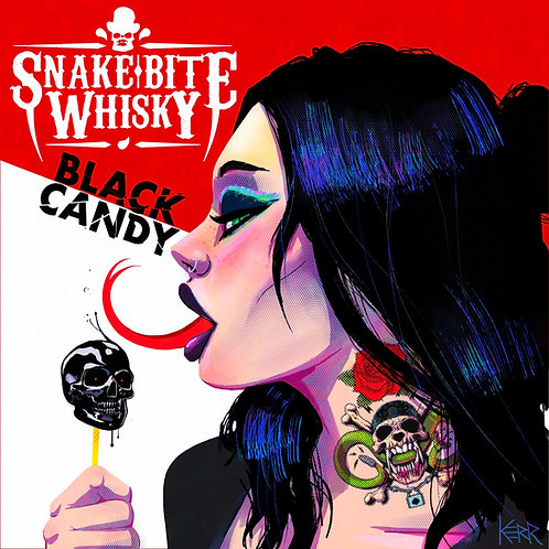 Black Candy Standard CD
