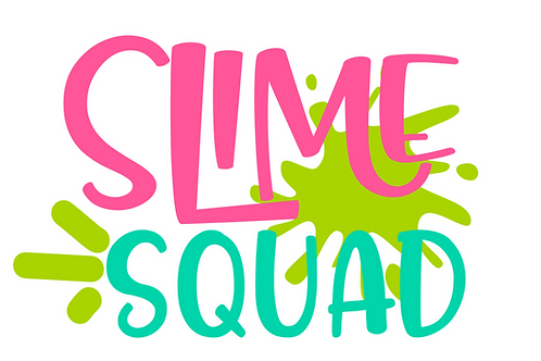 Slime Squad 4 week course kit