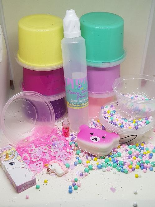 Unicorn Slime Kit Large