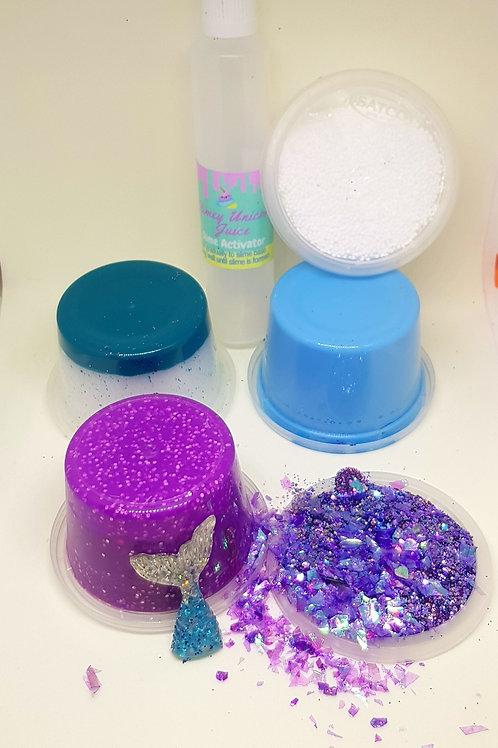 Mermaid medium slime kit