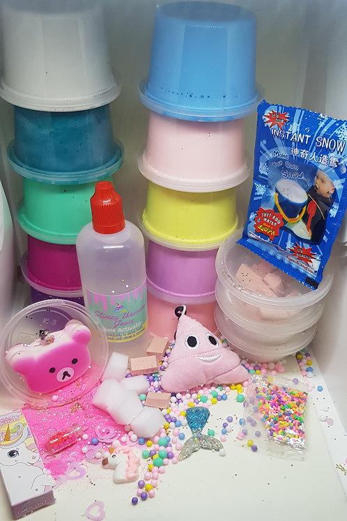 Unicorn Slime Kit Mega