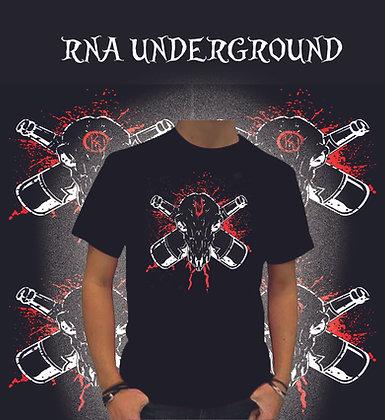 Rally North America RNA UNDERGROUND Logo Tee