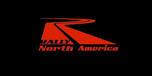 Rally North America Logo Vinyl Decal