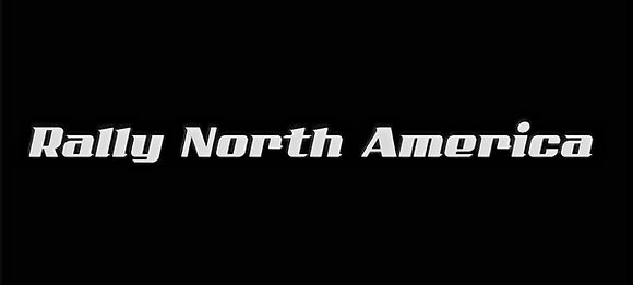 Rally North America Windshield Vinyl Decal