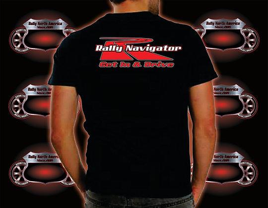 Rally North America Navigator Tee