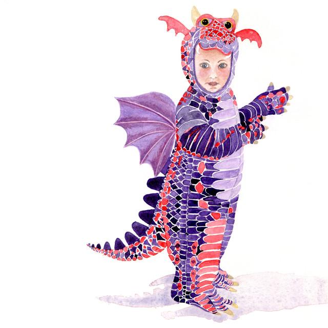 Dangerous dragon