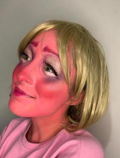 Maquiagem Algodão Doce e Anos 20